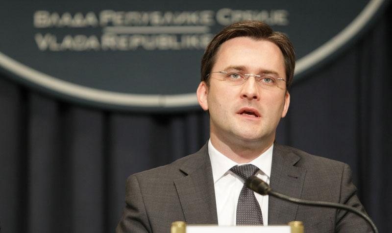 Ministar pravde Selakovic