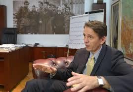 Ministar privrede Sasa Radulovic