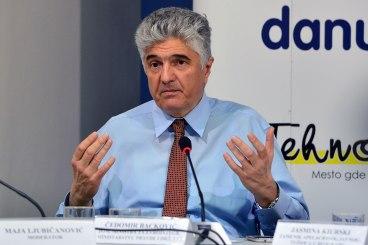 Ministarstvo pravde Cedomir Backovic