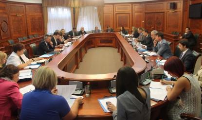 Sednica za sprovodjenje reforme pravosudja