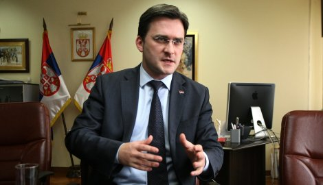 Ministar pravde Selakovic 2